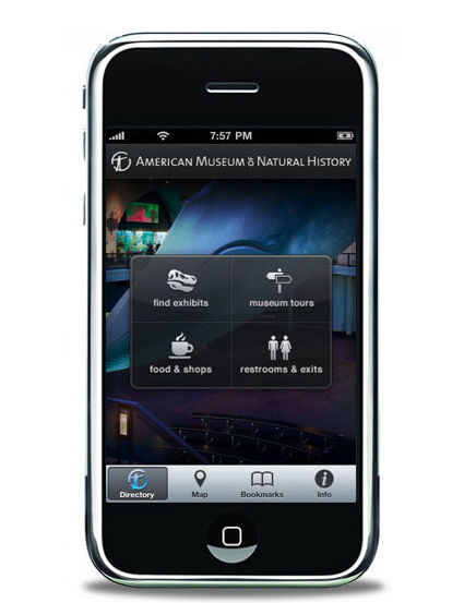 Audioguide iPhone